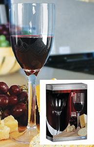 WINE GLASS 9 OZ 2PK BPA FREE