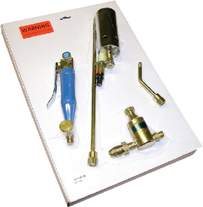 PROPANE FIRED HEAT TOOL KIT