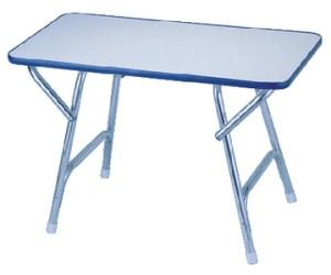 MELAMINE TOP DECK TABLE 16X32