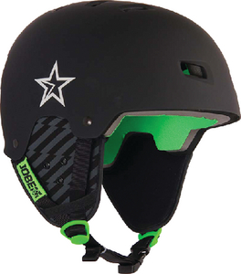 HELMET BASE BLACK S