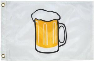 12 X 18 BEER FLAG