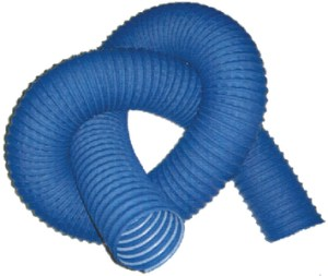 HOSE VENT/DUCT 4 BLU POLYDUCT