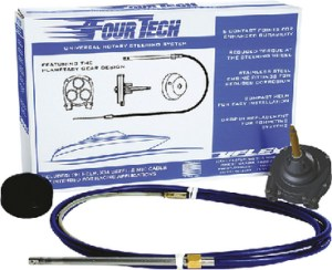 STEERING SYSTEM-MACH ROTARY 9'