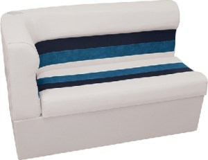 SEAT-CRNR LOUNG RH WHT-NVY-BLU