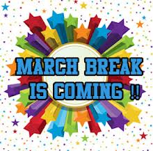 March Break at the Museum