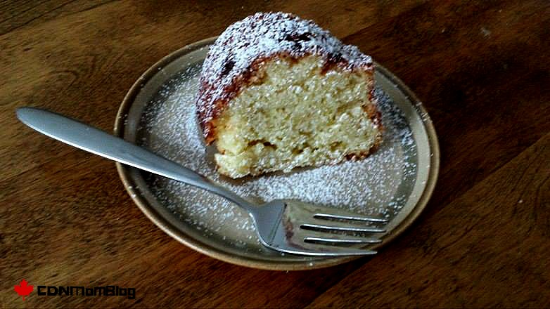 Everyday Cake - Ricotta Bundt