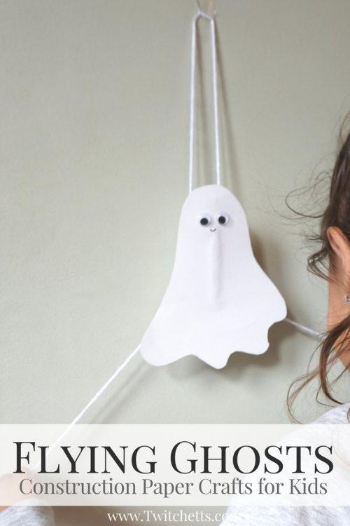 30 Halloween Crafts for Kids