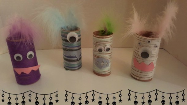30+ Halloween Crafts for Kids