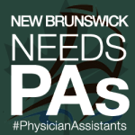 New Brunswick Needs PAs