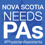 Nova Scotia Needs PAs