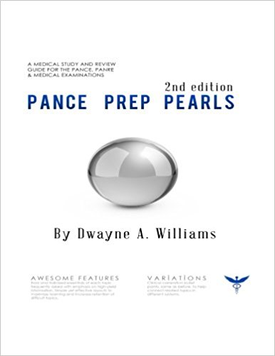 PANCE Prep Pearls PPP Book