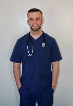 Anthony Physician Assistant Student