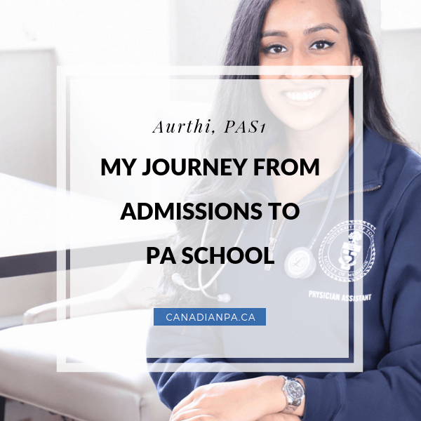 How I Got into PA School: From Admissions to Acceptance - Part 1 of