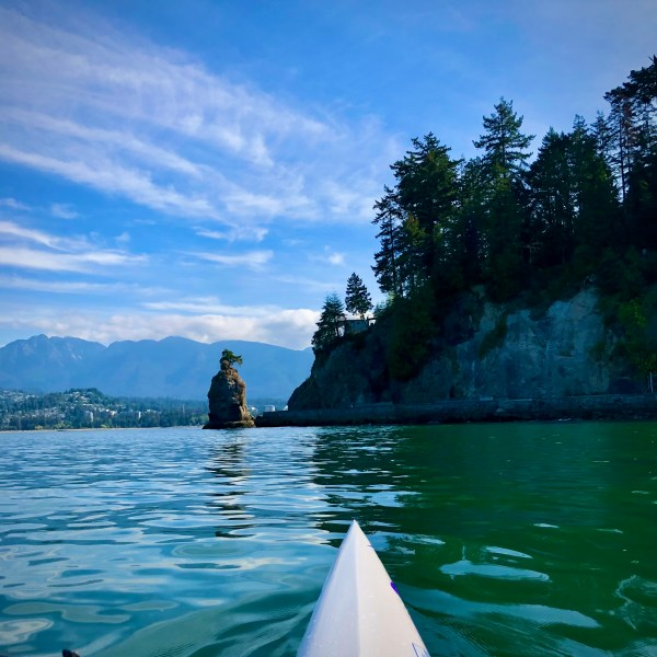 Stanley Park Morning Paddle