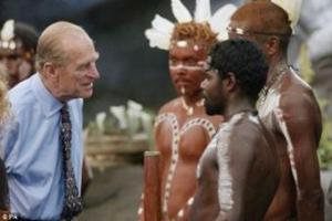 Philip and natives