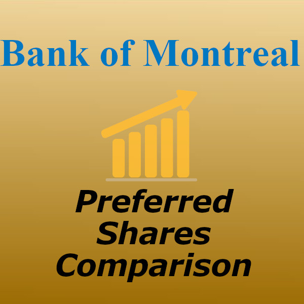 canadianpreferredshares.ca - Bank of Montreal Preferred Share Ranking