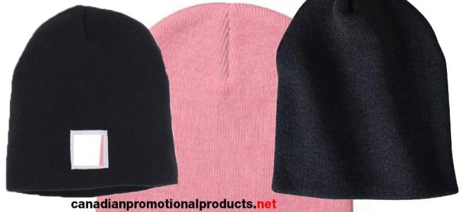 Acrylic Knit Beanie with your logo canada