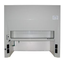 High performance fume hood 2