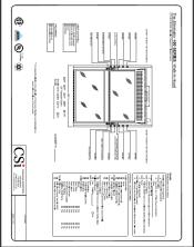 Order Sheets - CSi - 400 Series Fume Hood