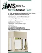 AMS Brochure - Green Solution Hood