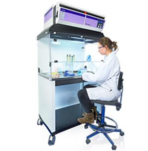 Captair Bio PCR worstations