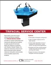 Trifacial Service Centre