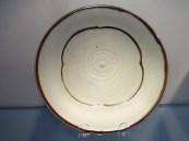 Bob (Robert) Bozak - porcelain plate - set of 3 detail