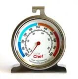 thermometre de four master chef