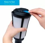 thermacell patio shield mosquito repellent torch