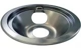 Laser Ge Shallow Draw Drip Pan Ring Chrome 6 In Canadian Tire