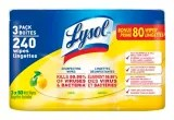 Lysol Wipes Pack 3 Pk Canadian Tire