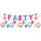 Peppa Pig Birthday Banner Party City