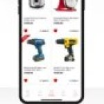 Mobile App Download Page Canadian Tire