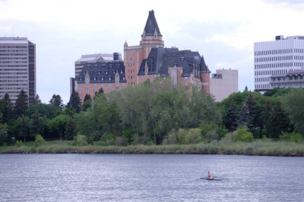 Delta Bessborough Hotel, Saskatoon, Saskatchewan
