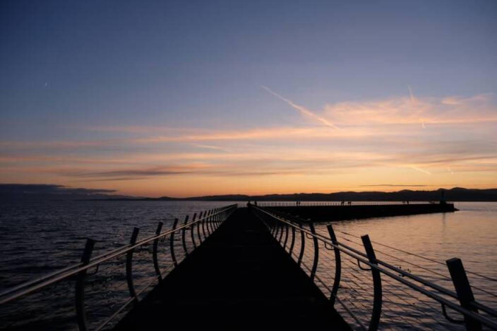 A sunset in Victoria, B.C. Jim Byers Photo
