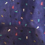 Confettis bleus