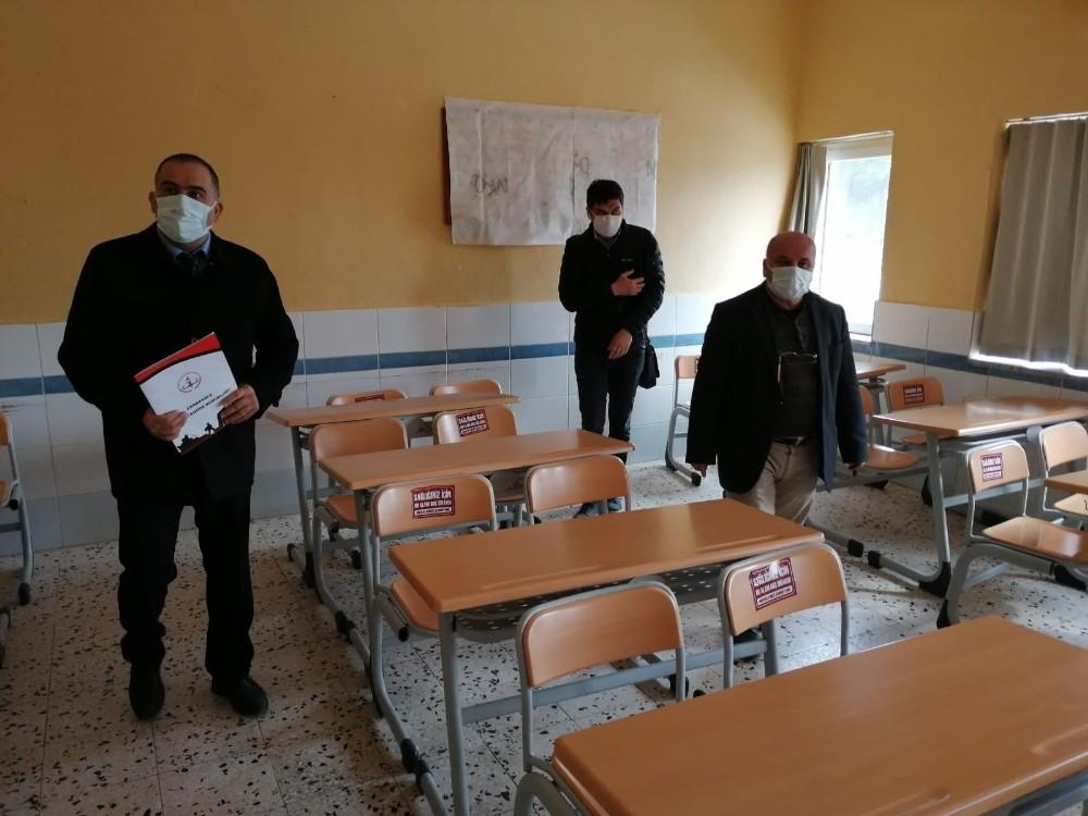 Çan'da haftalık tematik denetimler devam ediyor