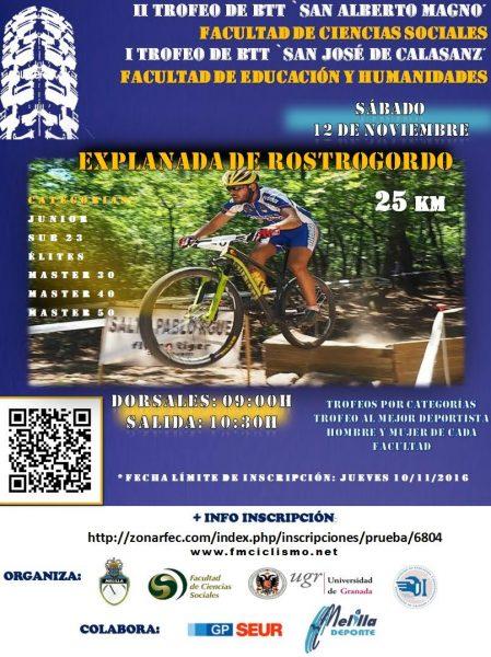 Trofeos BTT Campus de Melilla