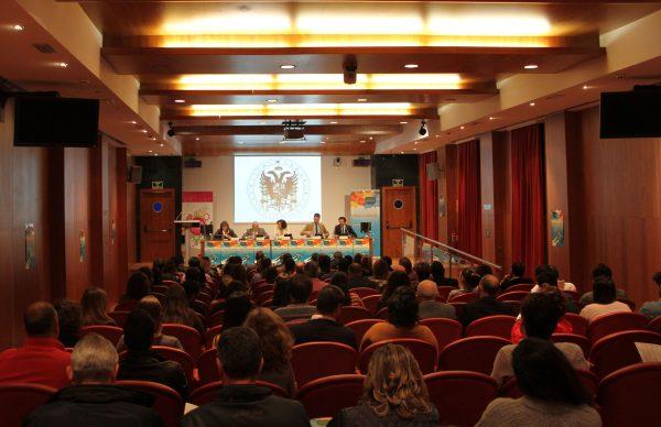 Asistentes Foro de Empleo 2016 Universidad de Granada