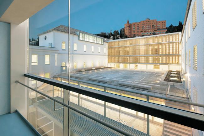 Visita guiada ETS de Arquitectura