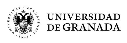 logo ugr color monocroma horizontal