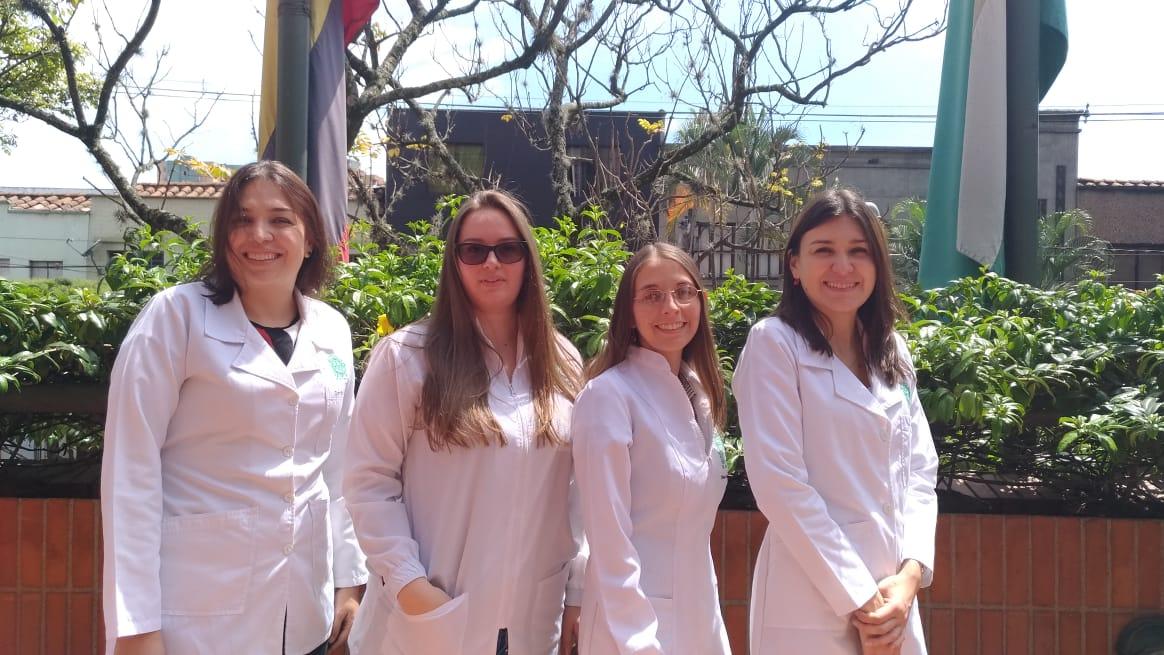 Miembros del equipo que ha desarrollado la propuesta de entrenamiento psicológico Social Cognitive Training