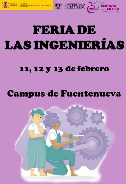 Feria de las Ingenierías de la UGR