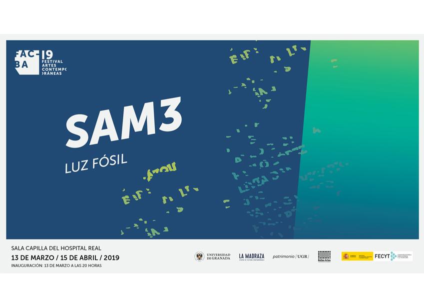 FACBA-19: Inauguración de la exposición Luz fósil, de SAM3