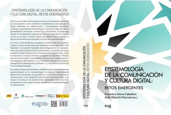 Epistemología de la comunicación y cultura digital: retos emergentes'