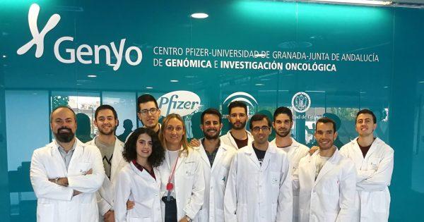 El equipo de investigación que ha realizado este trabajo sobre el cáncer de pulmón