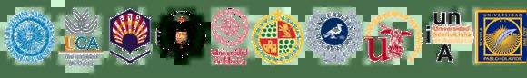 logos de las universidades andaluzas