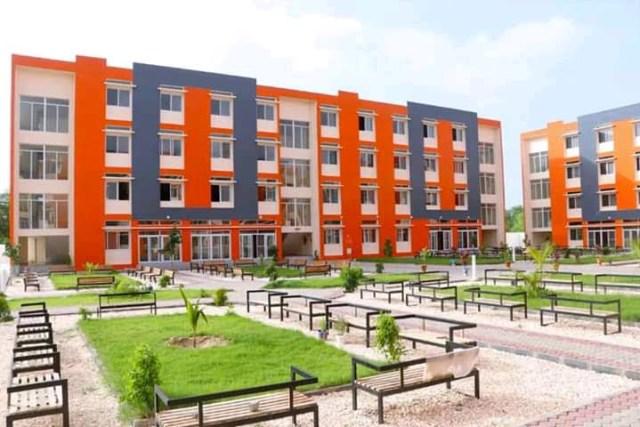 Image Village P, UGB, Sénégal