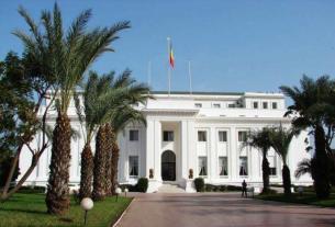Image du Palais de la république SN.