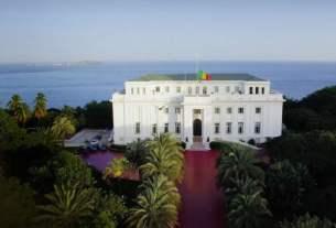 image palais du Sénégal